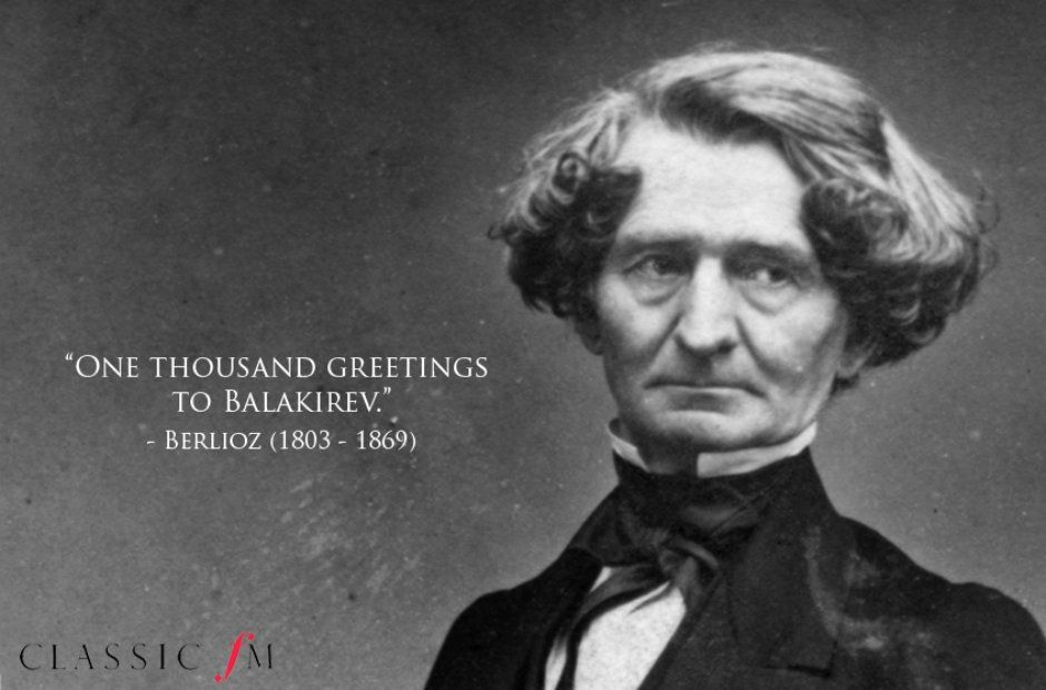 Berlioz's Last Words