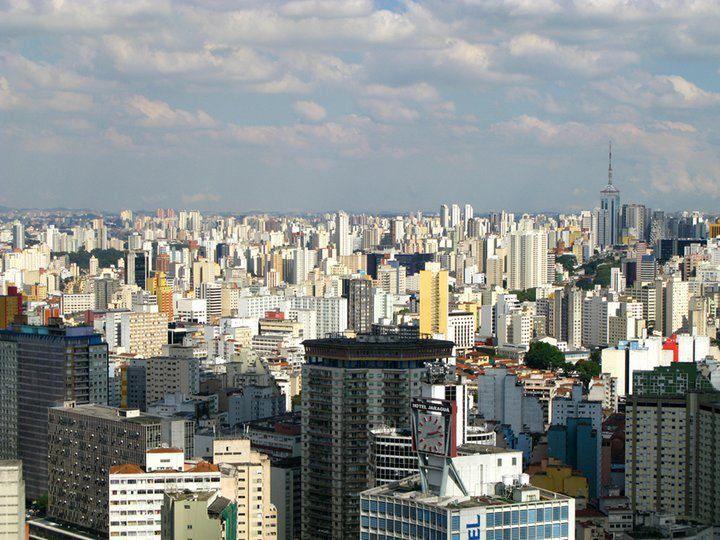 Brazil 2008 Trip > Sao Paolo > Panoramic  photo credit: Alex Vandoros
