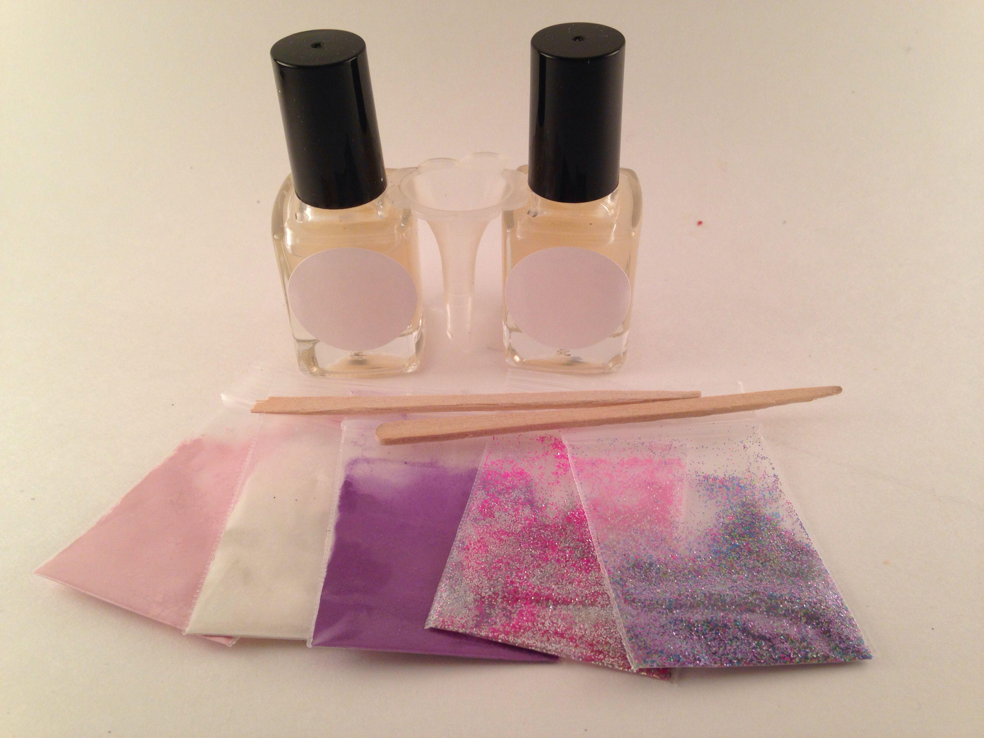 Mix your own Nail Polish Kit #gridlocklacquer   Buffalo   Pinterest ...