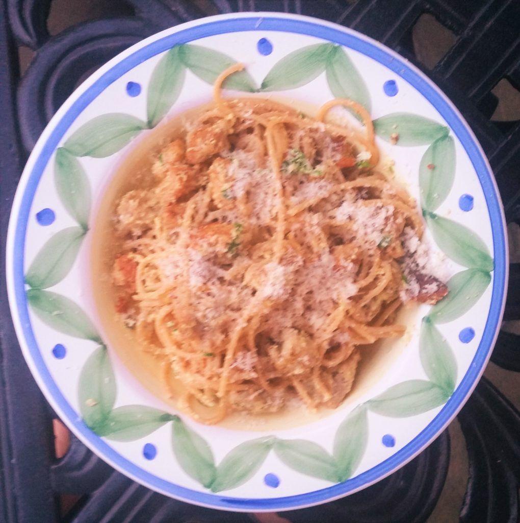 Spaghetti Carbonara Jamie Oliver
