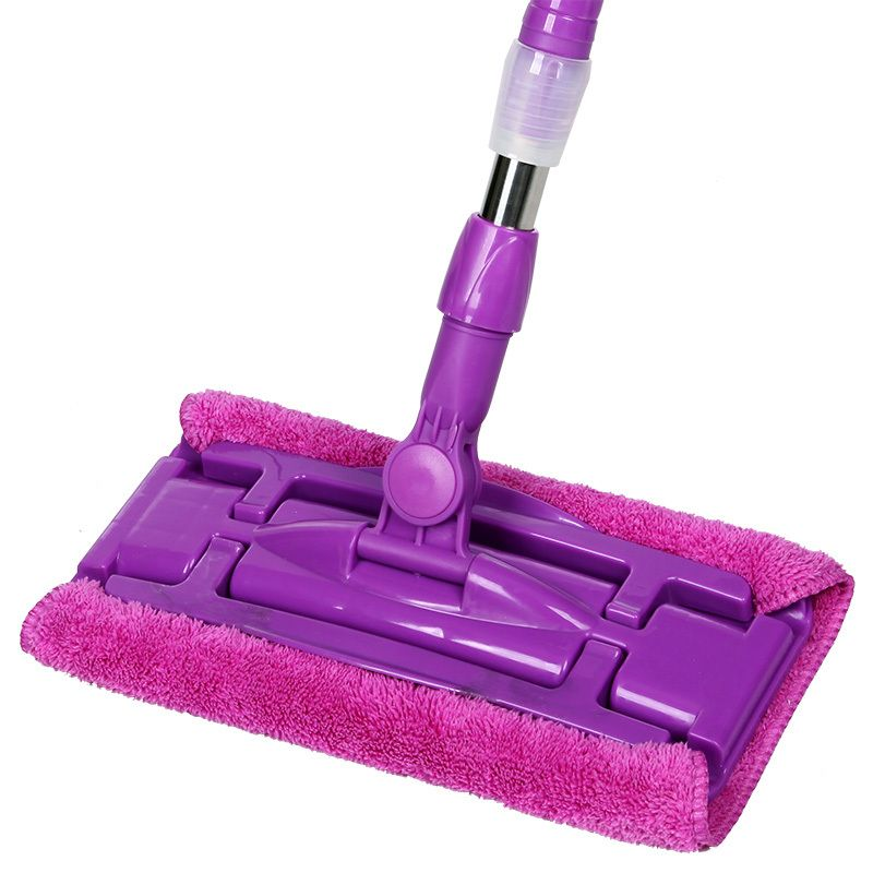 Painting of Some Chic Dust Mop Design that is Perfect for Wood Floor