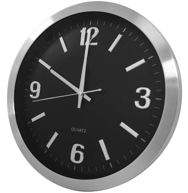 SEC-CLOCKCAM-WIFI Hidden DIY WiFi Clock Video Camera by