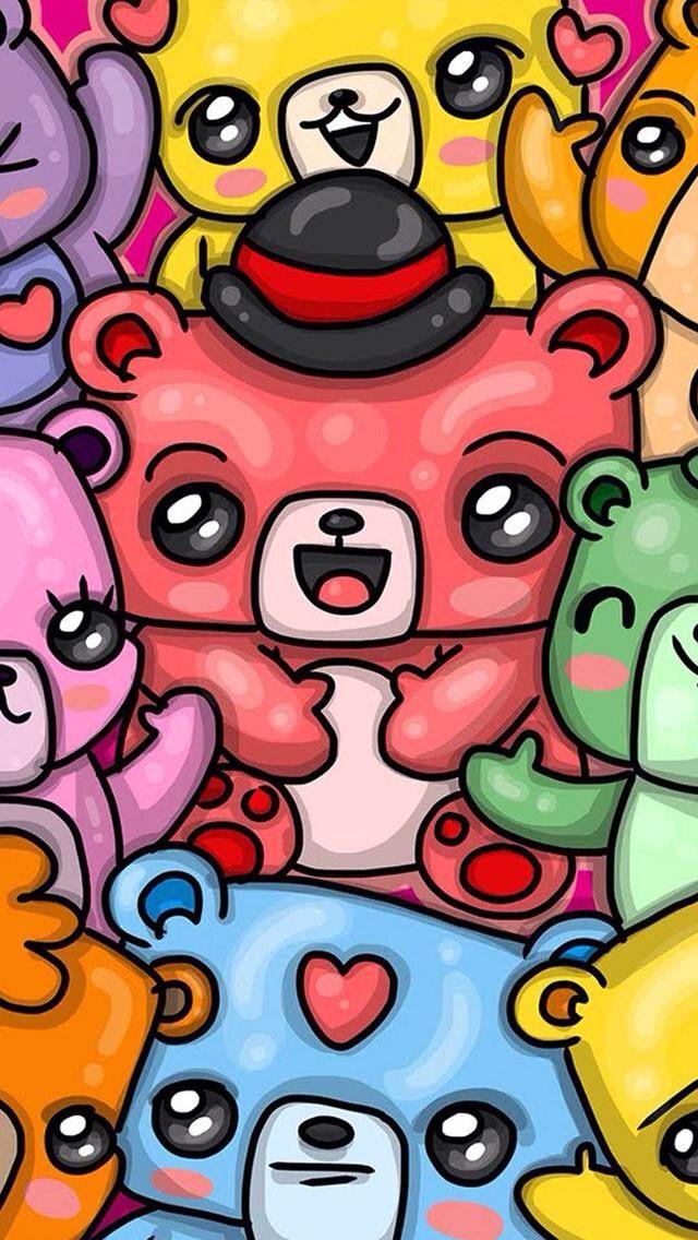 Bear wallpaper image by Imari on Drawings Tablet