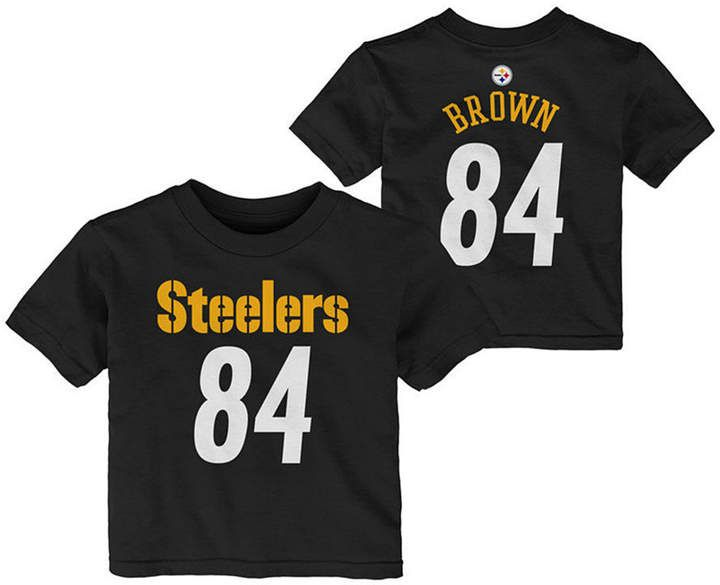 the best attitude 32195 9bf75 Outerstuff Antonio Brown Pittsburgh Steelers Mainliner ...