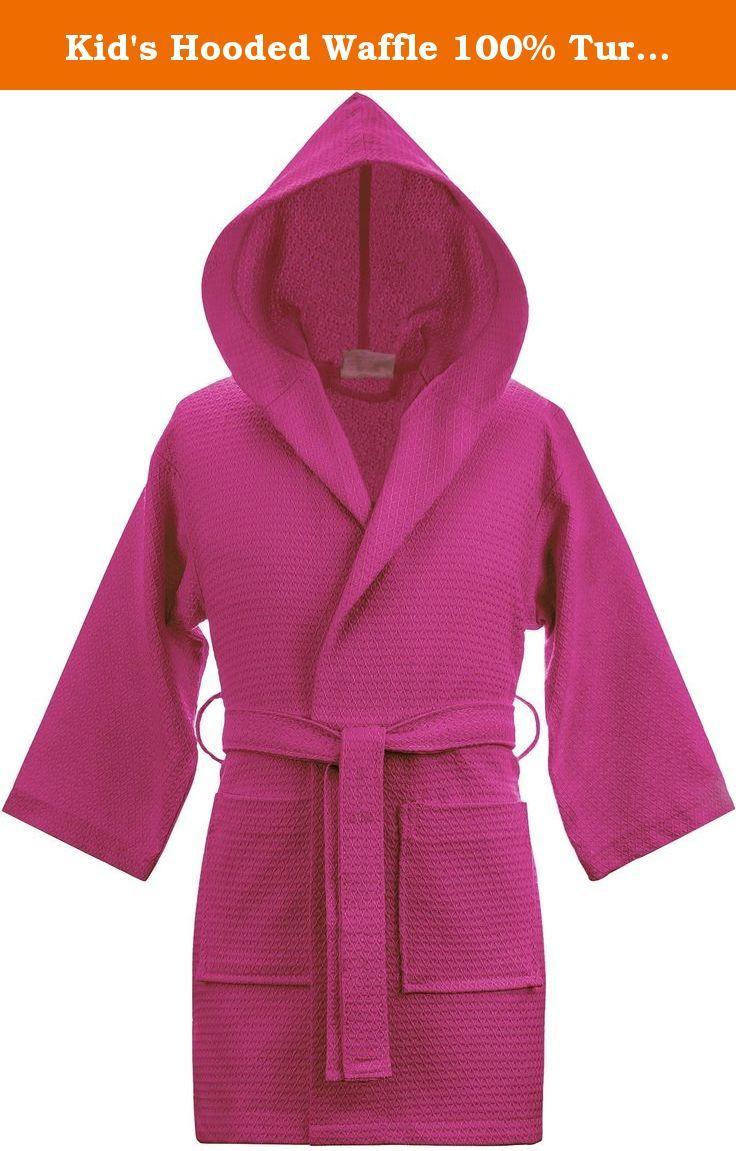 New Kids Boys Girls Plush Shawl Collar Super Soft Bathrobe Many colors Turkish