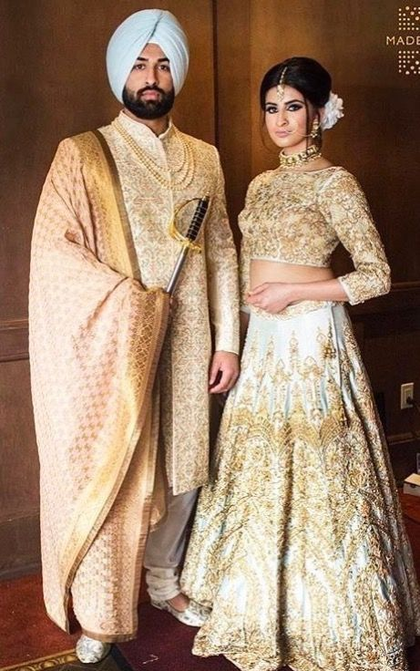 Pin by Sandhu on Punjabi   Punjabi wedding suit, Punjabi ...