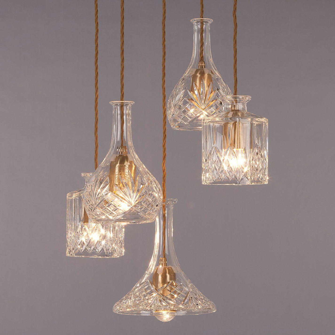 Lee broom decanter chandelier decanter chandeliers and john lewis lee broom decanter chandelier arubaitofo Gallery