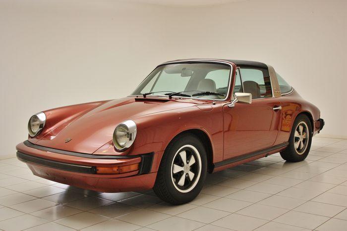 Porsche 911 2.7 Targa - 1974