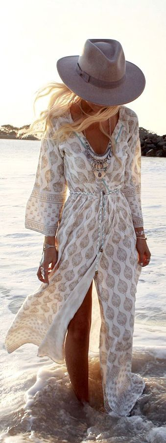 Summer Style :: Beach Boho :: Festival Outfits :: Gypsy Soul :: Bohemian Beauty :: Hippie Spirit :: Free your Wild :: See more Untamed Fashion + Style Inspiration @untamedmama