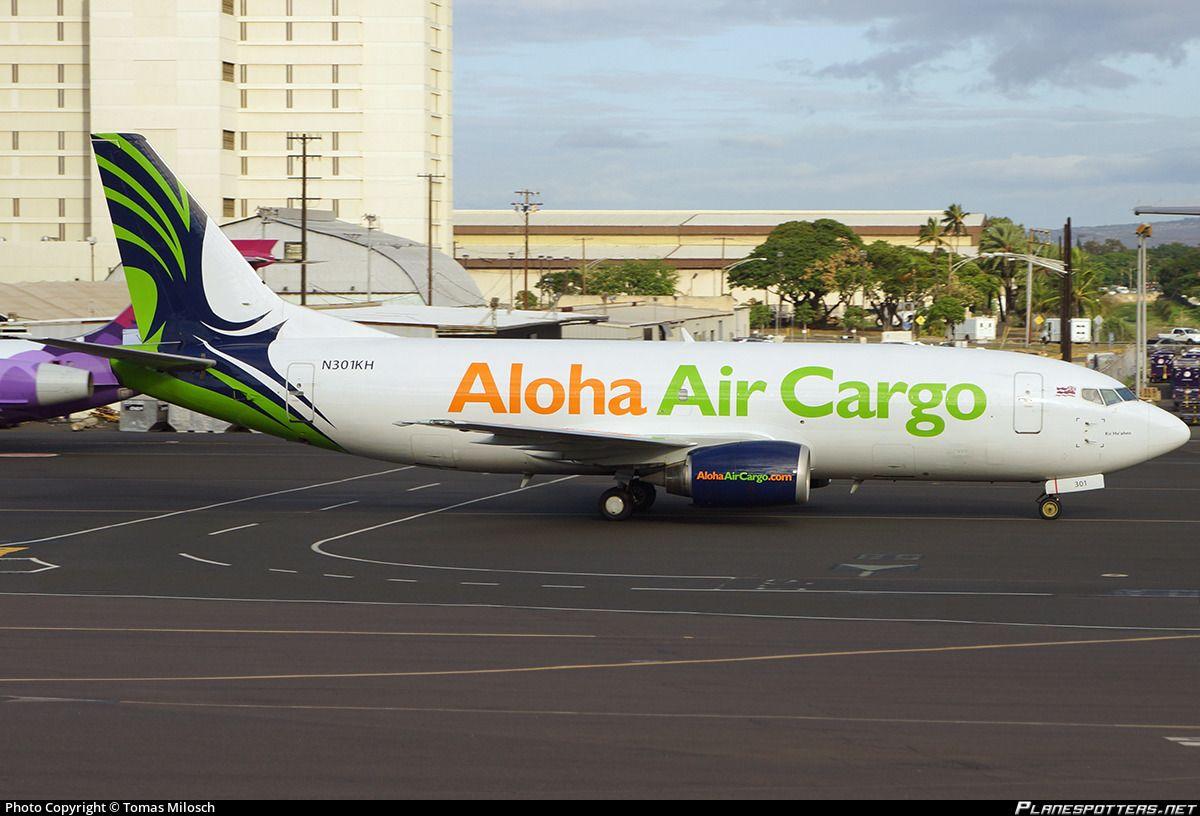 N301KH Aloha Air Cargo Boeing 737-330(SF)