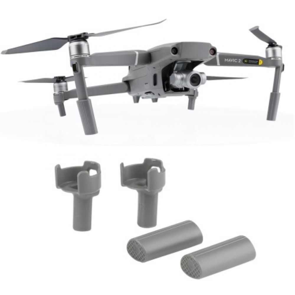 Landing Gear Leg Feet Front  Rear Height Extender for DJI Mavic 2 Pro//Zoom Drone