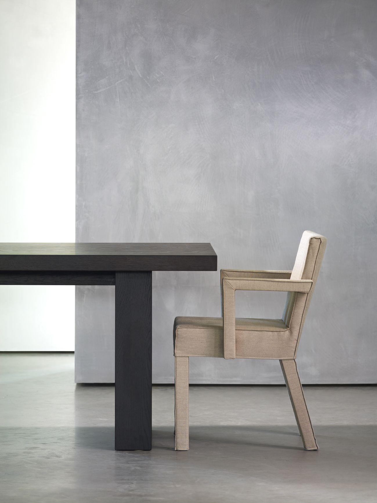 Piet Boon Collection furniture - SAAR armchair & GERRIT dining ...