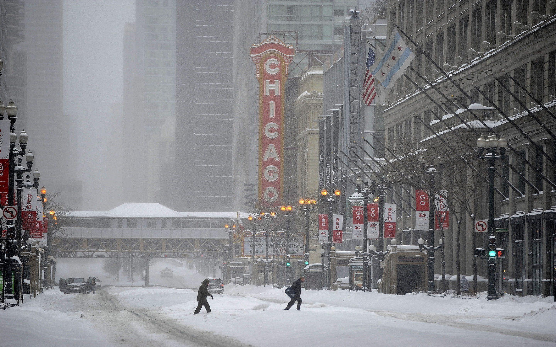 Chicago Winter Wallpaper chicago winter wallpaper ...