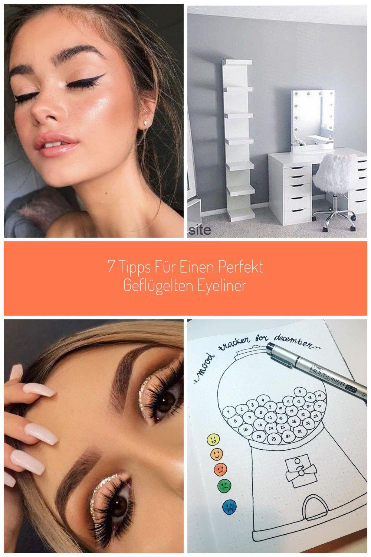 7 Tipps für einen perfekt geflügelten Eyeliner - goals 7 Tipps für einen perfekt geflügelten Ey