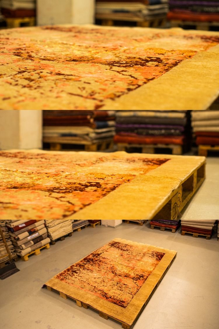 A 1.80 by 2.37 art piece from our #Modern #Designer Collection!Premium fibers & organic dyes plus a lot of dedication made this rug possible! #handmade #design #designers #Iran #japan #Tokyo #berlin #Italy #ツイッターで楽しむ展覧会 #bayline #打首生配信 #知ってた #イマソラ #N #やっぱりファミチキ