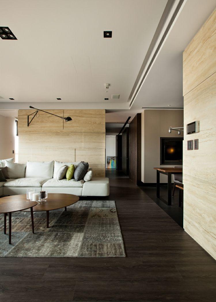 Einrichtung im modernen asiatischen Stil – 2 Interieur Ideen