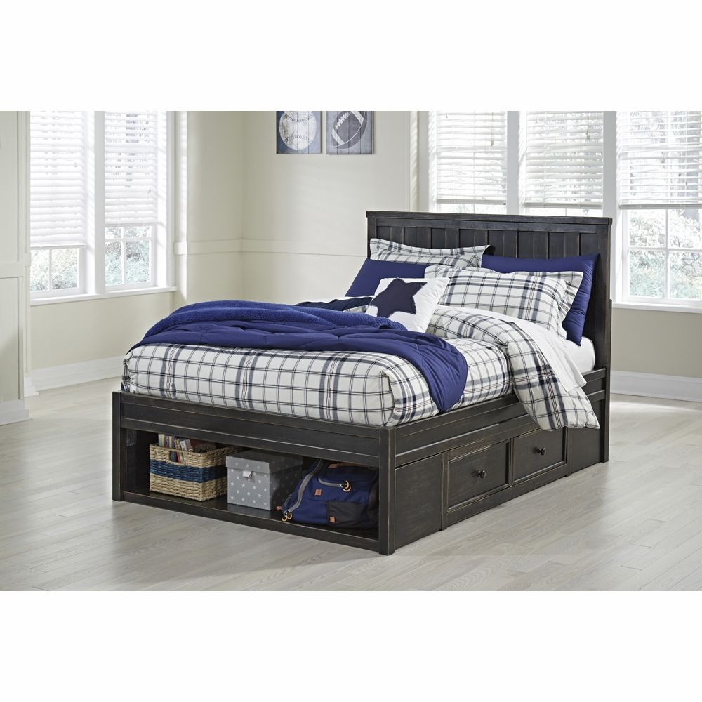 Signature Design by Ashley Jaysom Full Storage Bed Bed