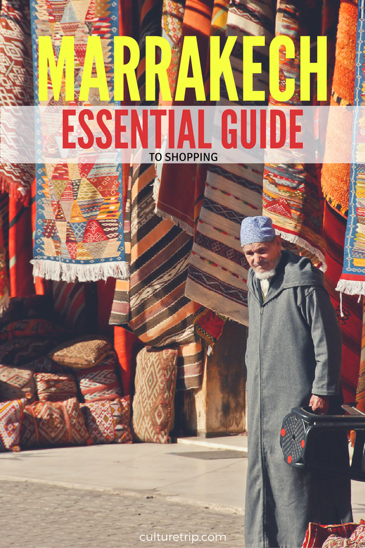 The Essential Guide To Shopping In Marrakech // © Ben Kubota // Creative Commons