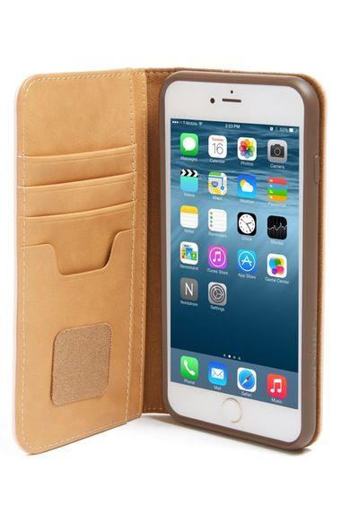 finest selection d07f8 86d2e Main Image - Moshi Overture iPhone 7 Plus Wallet Case   ⭐️Likey ...