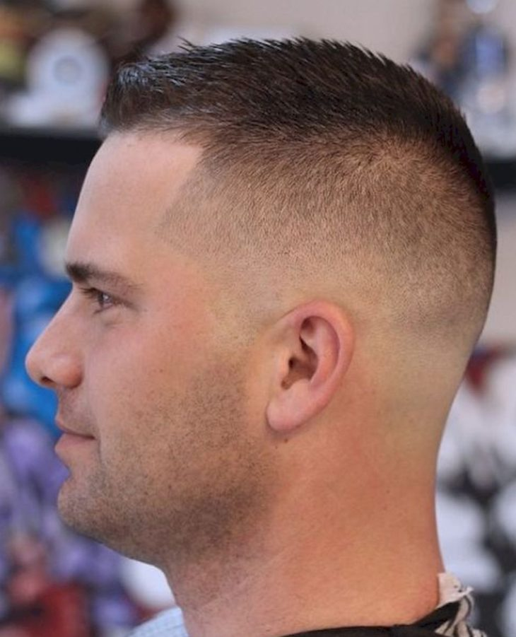 Crew Cut Military : military, Short, Hairstyles, Summer, Frisky, Haircuts, Short,, Hairstyles,