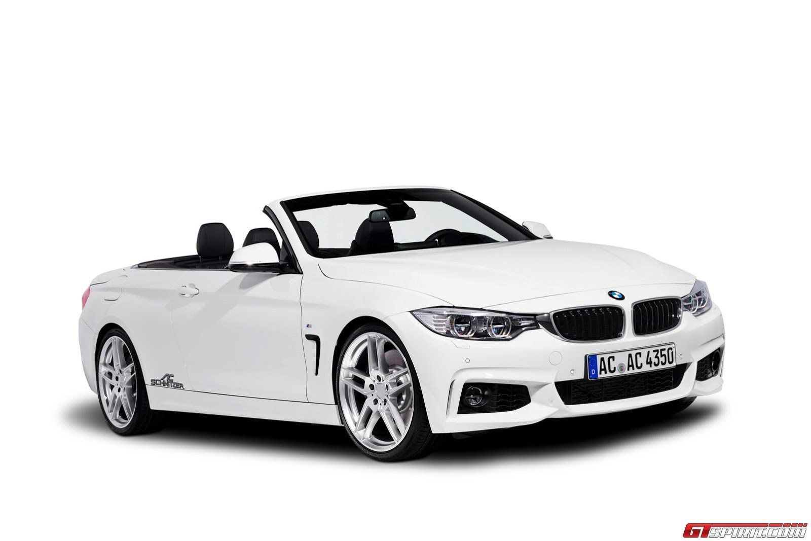 Bmw 4 Series Convertible Upgrades By Ac Schnitzer With Images