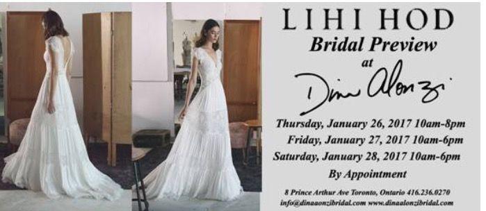 2999726322e Pin by Dina Alonzi Bridal on Lihi Hod Bridal