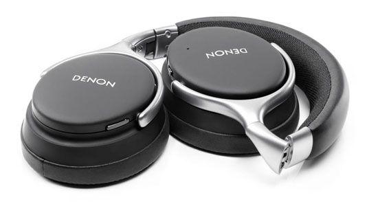 Denon Unveils AH GC20 Wireless Headphones (с изображениями