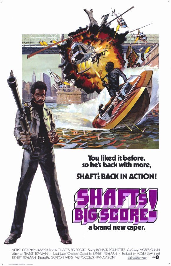 shaft movie poster - Google Search