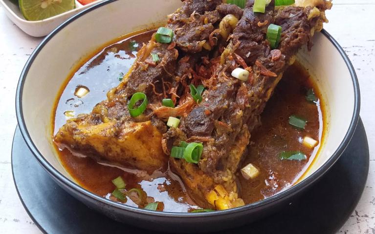 Resep Sop Konro Makassar Makanan Khas Makassar Resep Makanan Resep Resep Sup