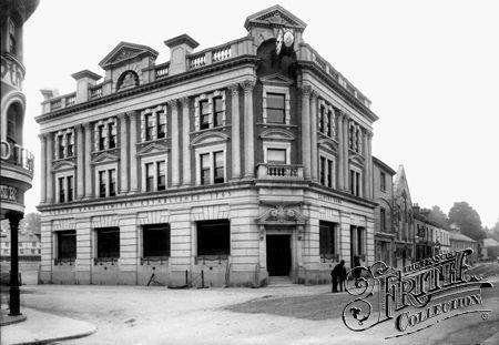 Lloyds Bank 1910 Newton Abbot Newton Abbot