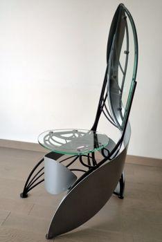 Chaise Design Vegetale La Stylique Paris Chaise Design Mobilier Design Fauteuil Design