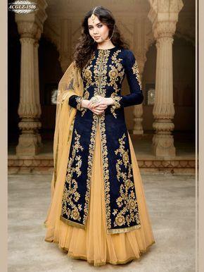 65ea8aa43c Buy Sarees USA | Salwar Suits Online UK | Lehenga Choli Indi. Indian  Designer Dress Pakistani Bollywood Anarkali Suit Party ...