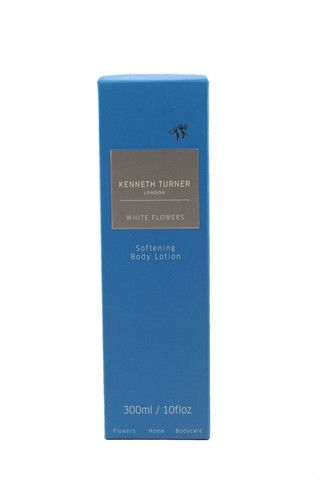 Kenneth Turner White Flowers Softening Body Lotion 300ml The