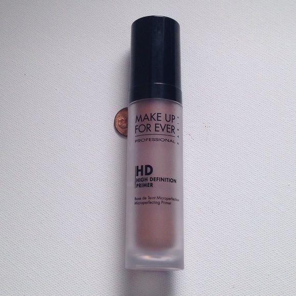 Makeup forever HD primer #4 (make an offer) | Best Makeup forever ...