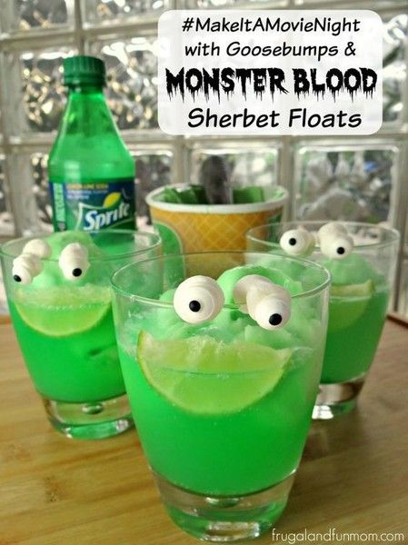 Bloody Shirley Temples - Non-Alcoholic Halloween Drinks - Livingly