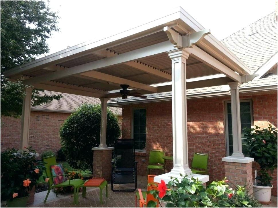 Image Result For Free Standing Pergola Next To House