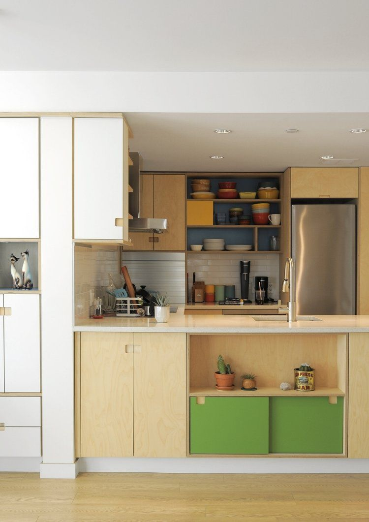 Small Space Living   Kitchen Cabinets By Anthill Studio . . . Tags: Home  Decor, Live Small, Apartment Design, Interior Design, Architectural,  Furniture, ...