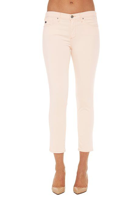 be876392ee7 AG Jeans Official Store, The Sateen Prima Crop - Pink Porcelain, pink  porcelain, Women's The Prima Crop, LSS1557