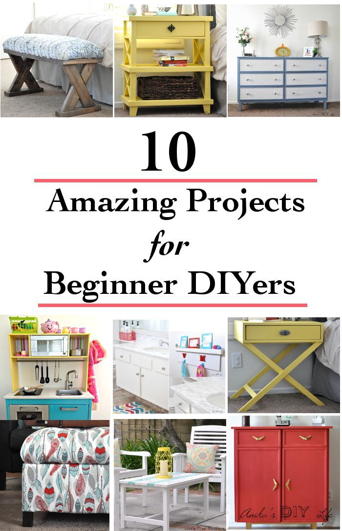 Top DIY Projects of 2016 - Your Favorites