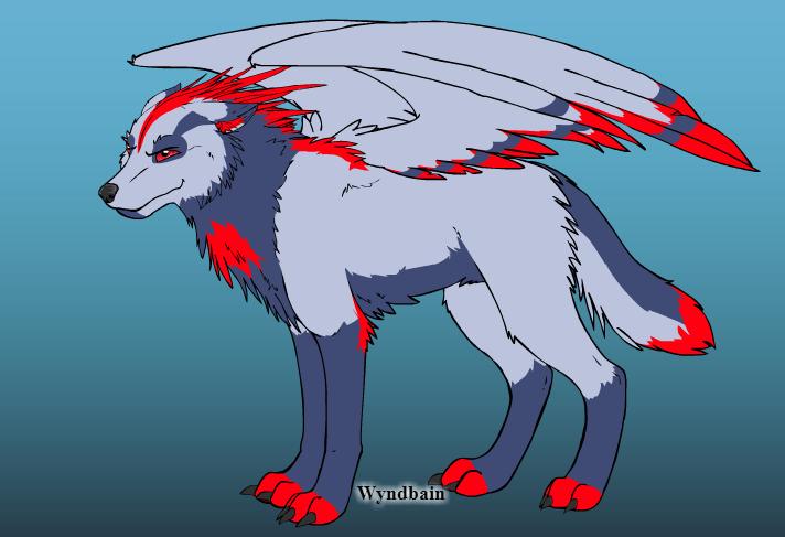 starscream as a wolf