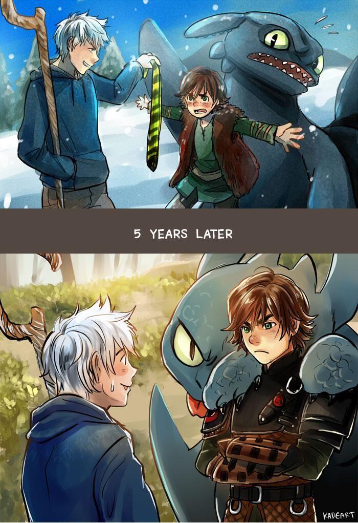 5 Years Later by Kadeart0.deviantart.com on @deviantART