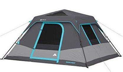 Coleman 6 Man Fastpitch Air Valdes Tent Xl Green Free