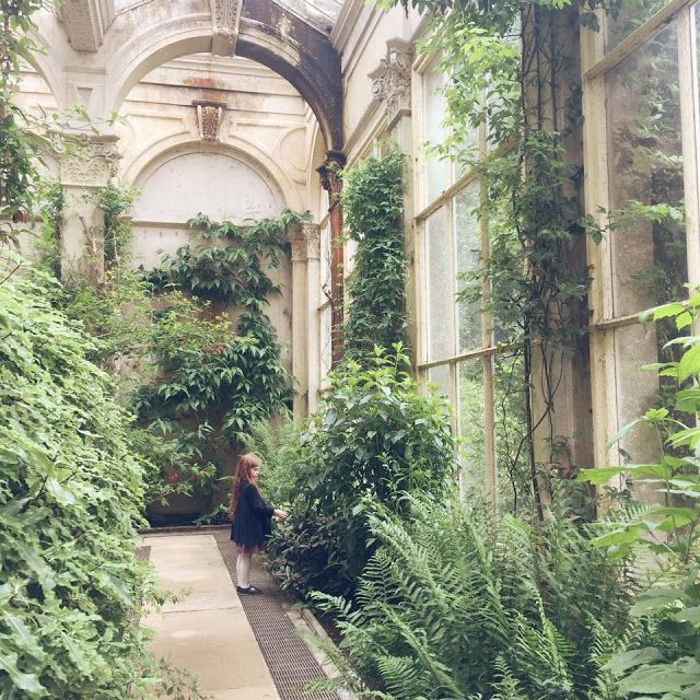To The Castle Gingerlillytea Plant Aesthetic Spring