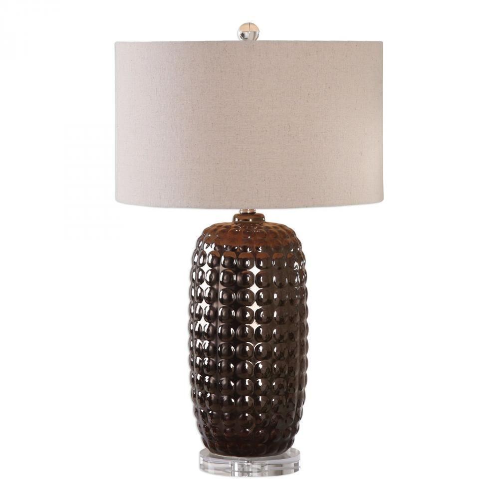 Uttermost 27513 Mazur Dark Bronze Table Lamp Products