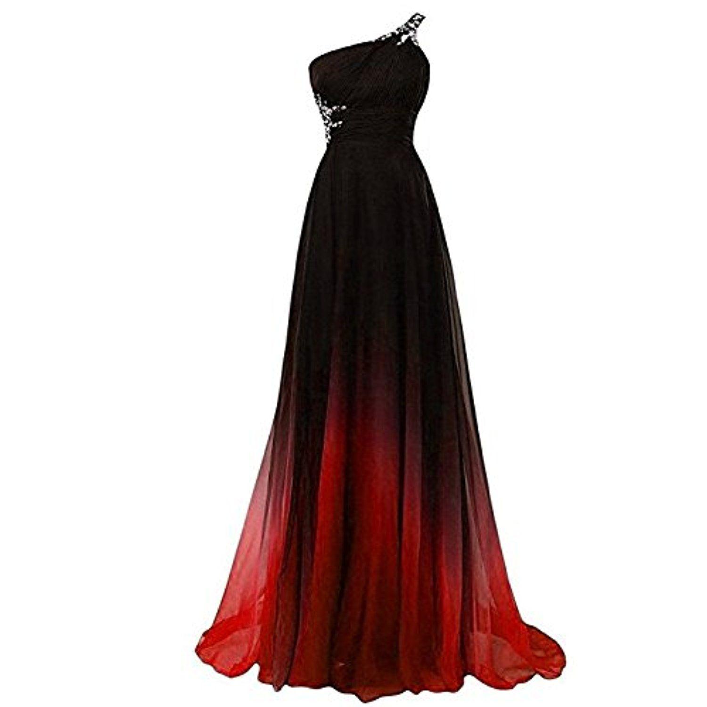 Gorgeous Bride Abendkleider Elegant Lang 11 Damen Chiffon A