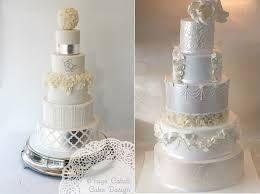 Resultado de imagem para flower cascade cake