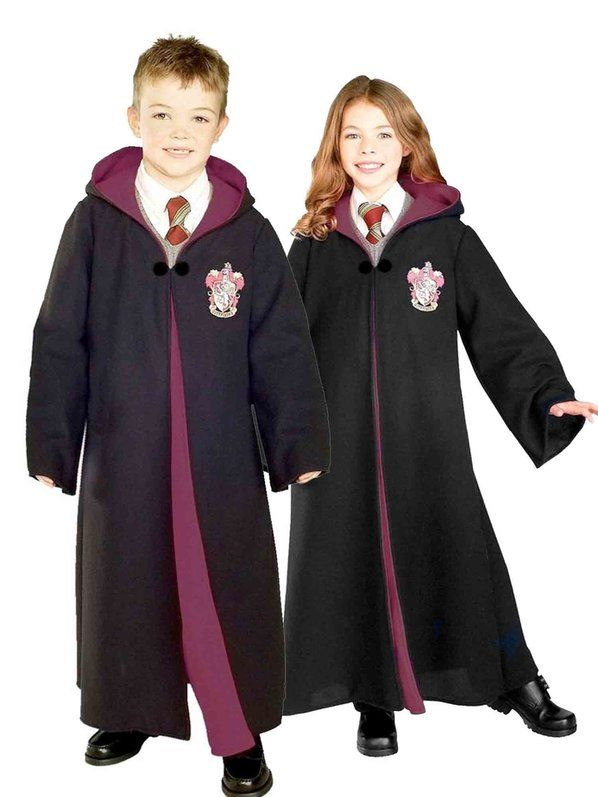 Check out Deluxe Gryffindor Robe Childrens Costume - Harry Potter Costumes from Costume Super Center  sc 1 st  Pinterest & Deluxe Gryffindor Robe Childrens Costume | Costumes and Halloween ...