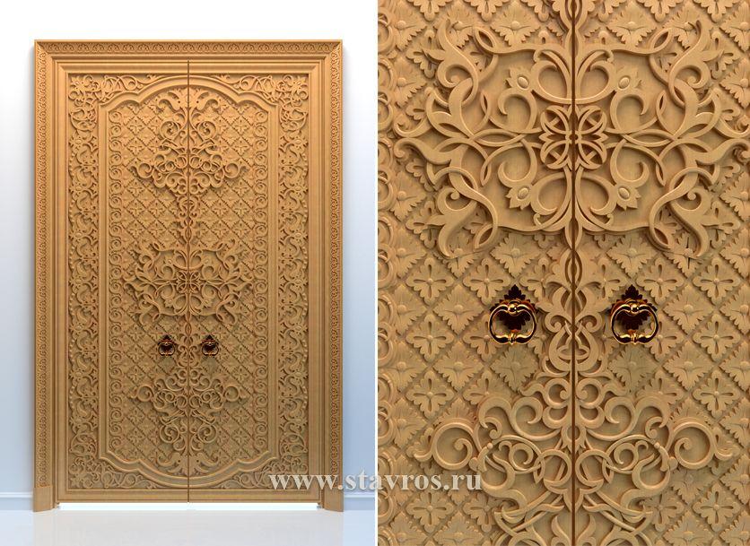 Carved Door More At FOSTERGINGER Pinterest