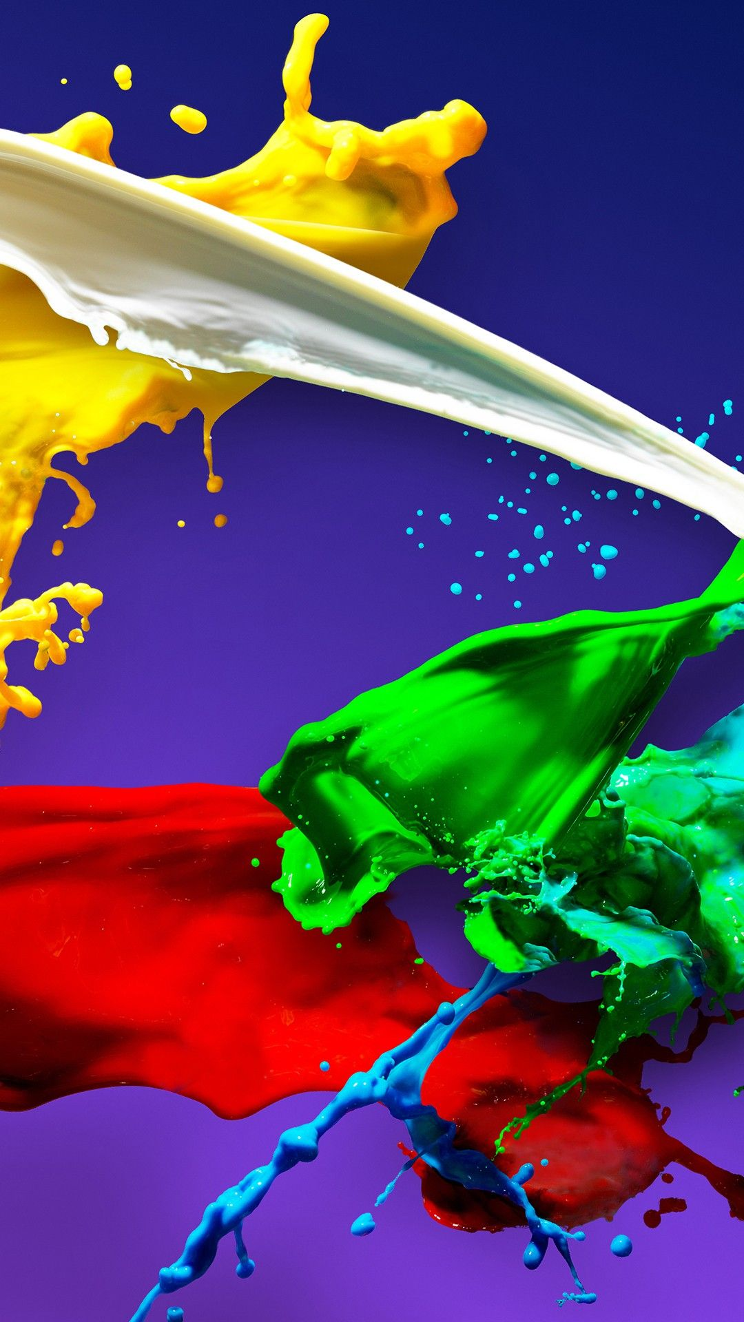 Misc Colors Splash Wallpapers Hd 4k Background For Android Colorful Wallpaper Iphone Wallpaper Blur Paint Splash Background