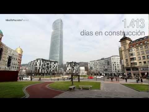 Video: Torre #Iberdrola #Bilbao #Arquitectura